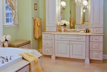 bathroom ideas / by Christine Werner