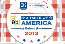 A Taste of America / Which state has the best food in America? We attempt to answer that question each year with the CQ Roll Call Taste of America bracket.  / by Roll Call - The Source for News on Capitol Hill