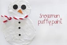 pre k winter crafts