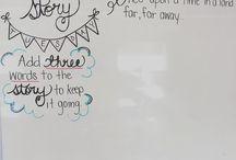 Whiteboard ideas