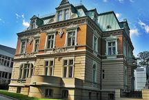 Częstochowa - Pałac Hantkego