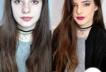 Makeup & Rzęsy / Makijaże oraz rzęsy