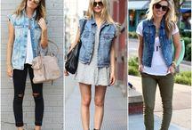 ideias de roupas!
