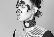 Mai Ha 2015 Collection / Manchester Director Mai was a finalist for BHA NW Hairdresser of the Year with this collection