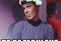 Star Trek / Space, The Final Frontier