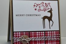 Cards ~ Christmas  / by Wendy Dodds