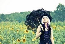 Summertime Shoot Inspiration / by Carlene Deutscher