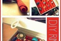 DIY! / Cosas para hacer en casita