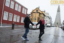 Iceland Engagement Shoot