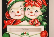 Christmas ~vintage images~ / all Retro Christmas images...... / by Jody lynn~ Scraptherapy