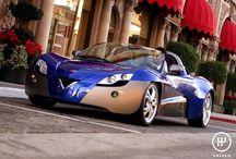 Venturi / Venturi Car Models