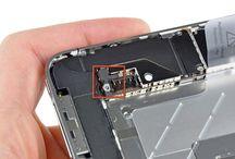 Hvordan bytte batteri på iPhone 4