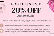 Exclusive Discount Coupons