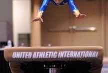 gymnastics / by Kirsten Hardway