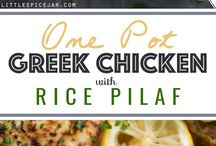 One Pot/One Pan Meals / All the meals made in one pot!