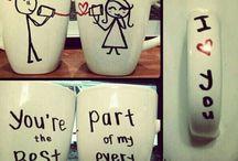 Geschenke zum Valentinstag selbst machen