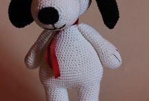Snoopy free pattern