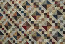 scrap quilts.