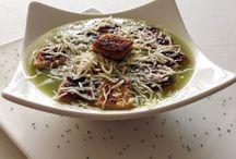 Les soupes et veloutés. / Mes recettes de soupes et veloutés