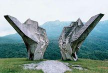 monuments&sculptures