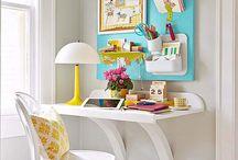 Colette's Desk.
