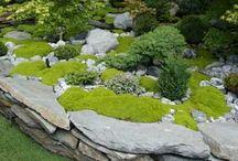 Zahrada vo svahu