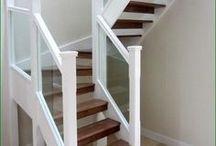 çatı katı merdiven