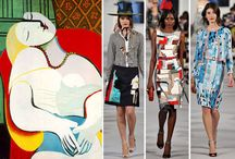 Art is in everything! / Art and fashion
