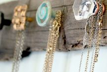 Ways to display your awesome jewellery