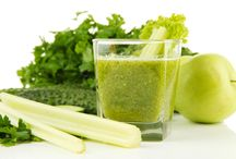 Green Juices  / Refreshing Green Juices