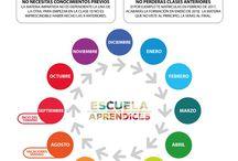 Escuela de Psicología / La Escuela de Psicología en un programa de formación práctica para psicólog@s en Valencia.