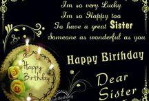 birthday sister