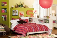 girl-bedroom-decor / by alinland Eads