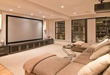 living room home cinema