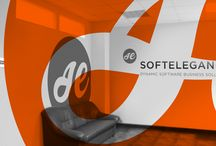 Branding concepts / SoftElegance's concepts of branding