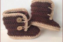 crochet bebés