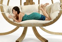 Hanging Furniture & Rad Home Decor Ideas