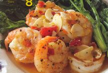Lemon Pepper Shrimp / by Rocco DiSpirito