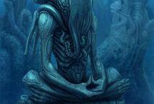 Cthulhu / cthulhu, H. P. Lovecraft