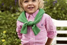 Young Haberdasher-Dude / Fashion for the little guys