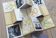 scrapbooking Karten