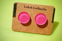 Lolo&Lothario / unique and quirky jewellery and accessories
