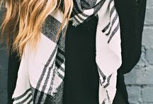 Scarfs / Cozy up your look!