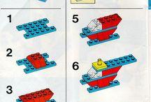Legobygging