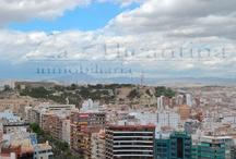 Alicante / Vistas y viviendas en Alicante