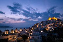 Astypalaia island Greece / Greek island