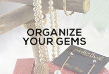 Organize Your Gems / www.parklanejewelry.com/shop