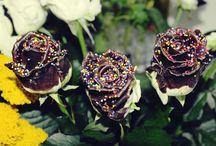 Fleurs fraîches / Fresh flowers