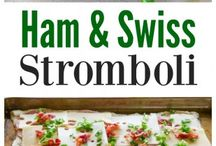 Stromboliham n swiss cheese