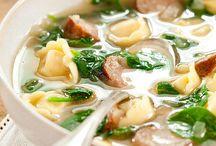 {soups}